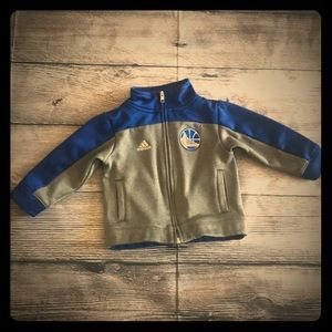 24mo Golden State Warriors Jacket